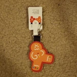 Aldi Keychain Coin Holder